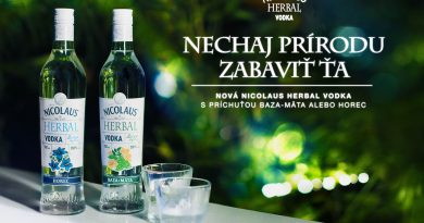 Nicolaus HERBAL Vodka - small