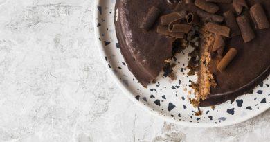 2 recepty na úžasné koláče s trochou alkoholu