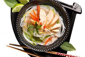 Ázijská kuchyňa: potešenie nielen pre chuťové poháriky
