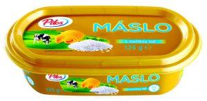 Pilos maslo s morskou solou