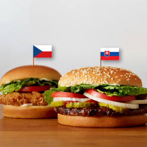 Chute Cechov a Slovakov_ilustrac. Burger King