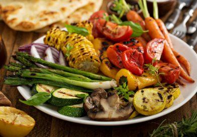Letná mňamka bez výčitiek – grilovaná zelenina