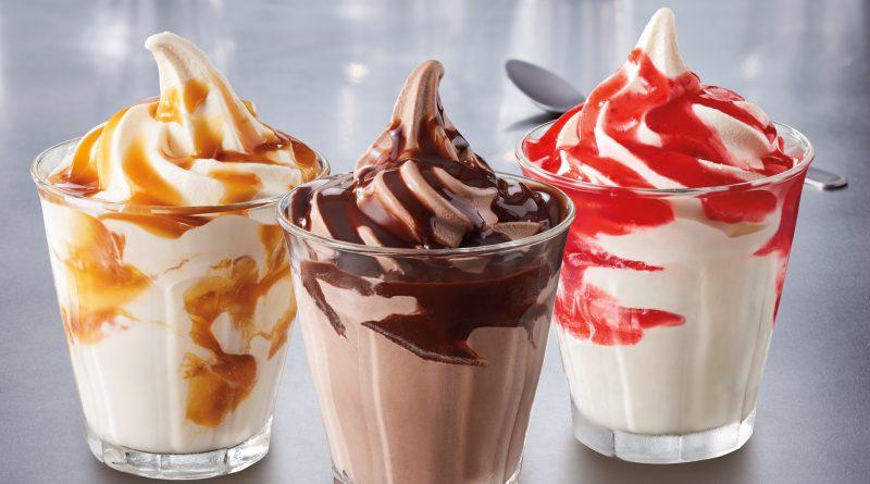 Burger King zmrzlina