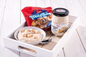 Lidl novinka: Letný dezert – smotanový jogurt s piškótami