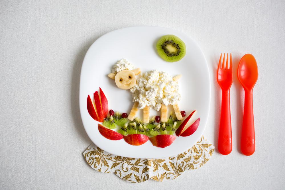 raňajky pre deti