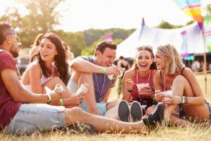 Strava na festivale stojí zato!