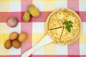 Tip na večeru: španielska zemiaková omeleta