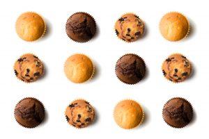 Hrnčekové muffiny raz-dva