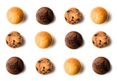 rôzne muffiny