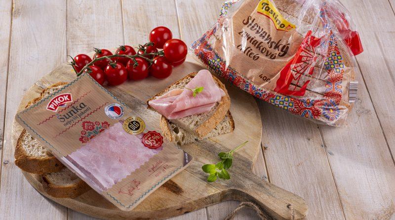 Lidl novinky - šunka Pikok najvyššej akosti a zemiakový chlieb