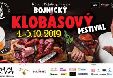 Bojnický klobásový festival 2019