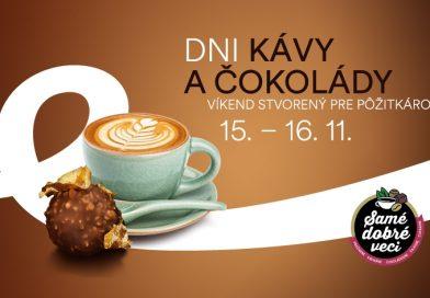 Dni kávy a čokolády Eperia
