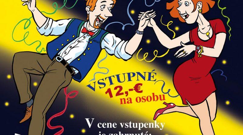 Fašiangová zábava v Podhorí