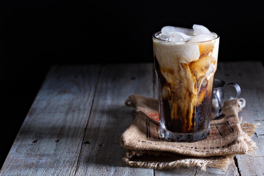 ako pripraviť ľadovú kávu