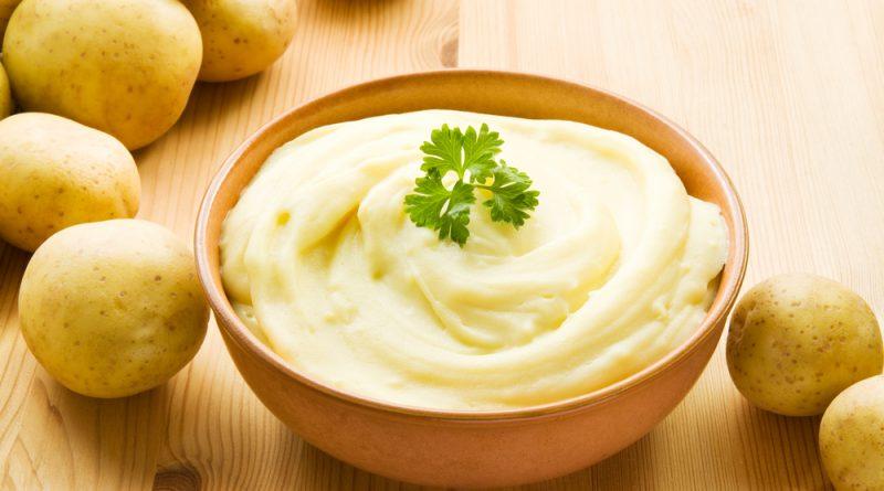 ako pripraviť zemiakovú kašu