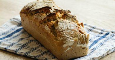 chlieb bez droždia
