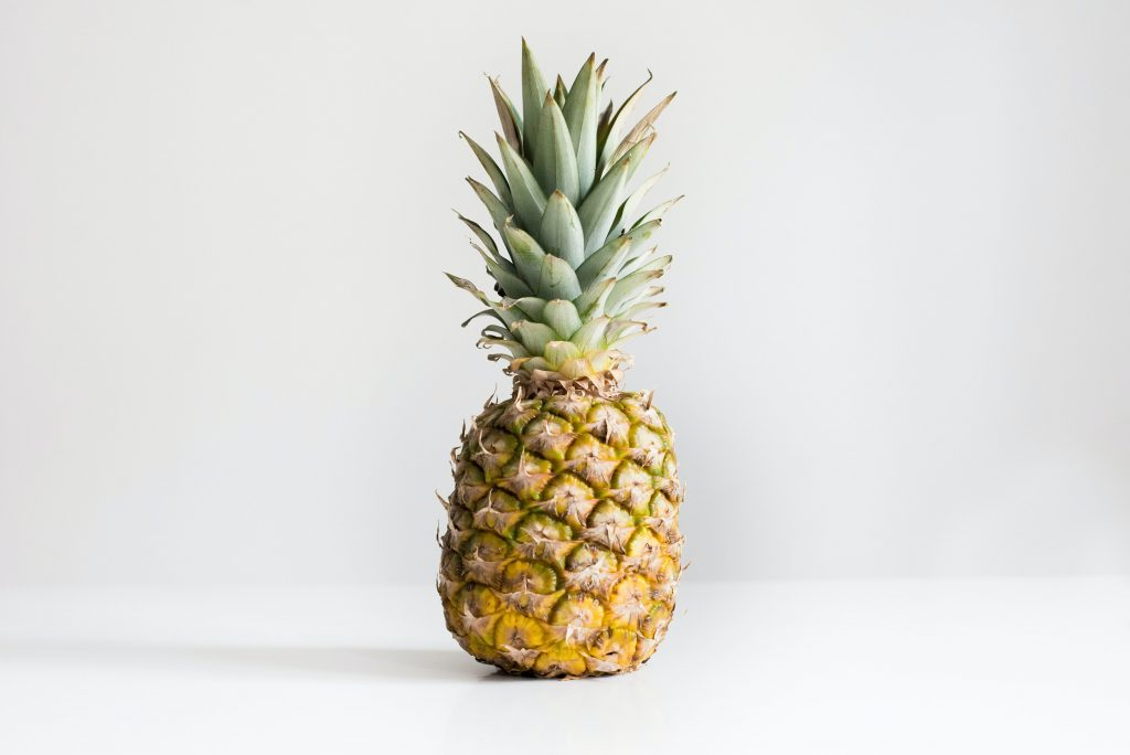 ako vypestovať ananás