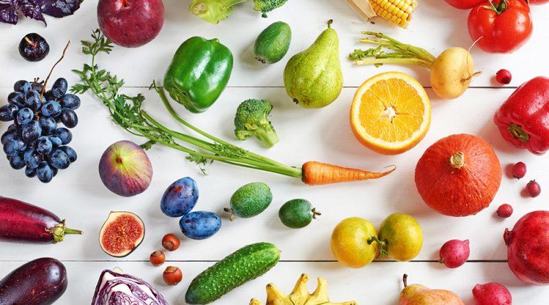ovvocie alebo zelenina