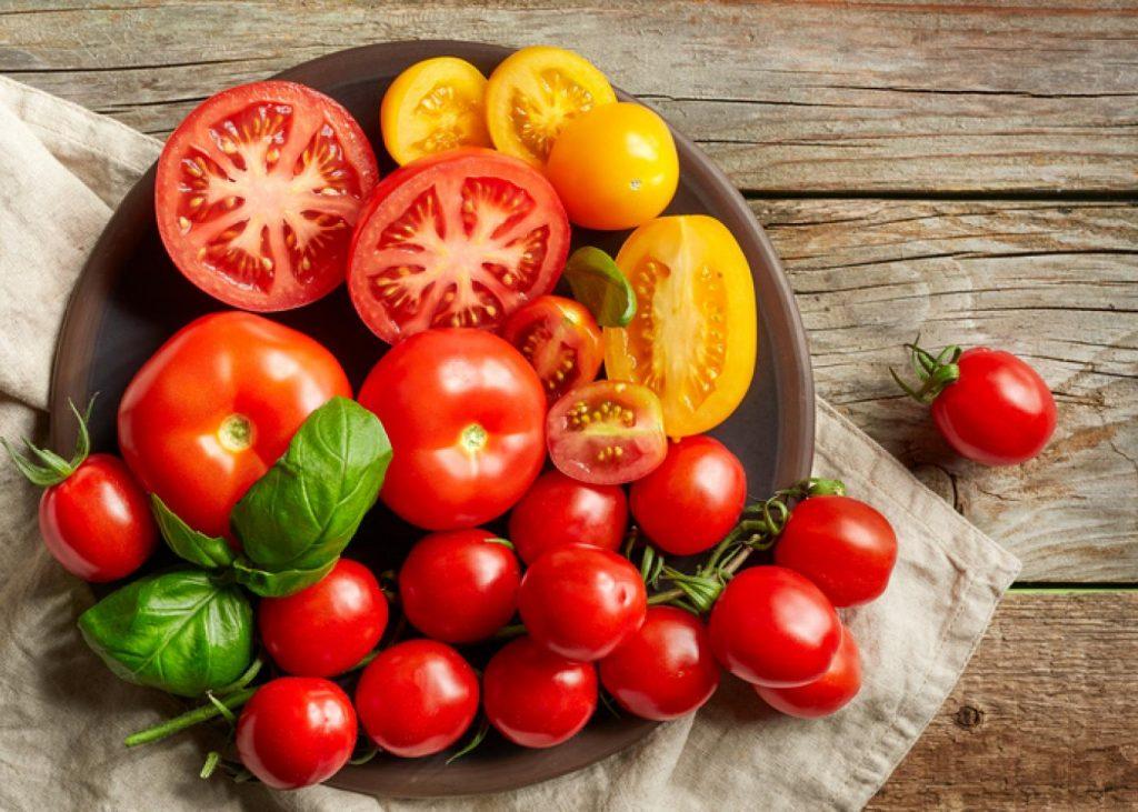 ovocie zelenina paradajky
