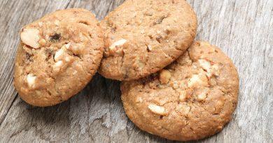 pohankové sušienky