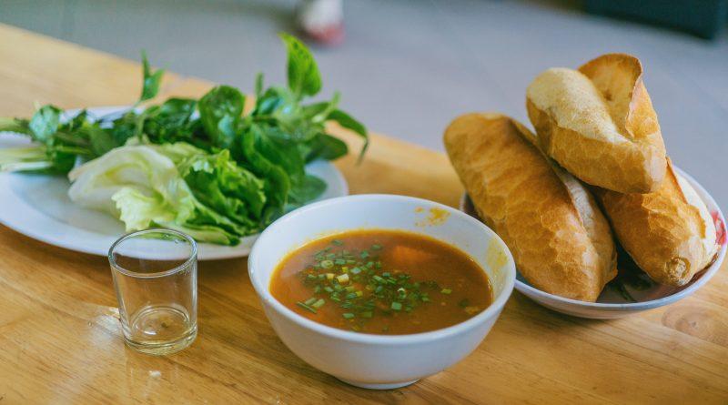 gulášová polievka
