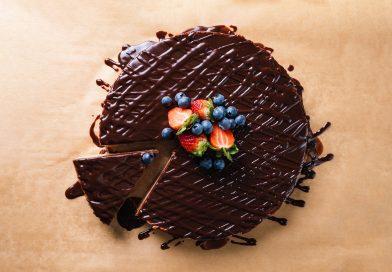 nepeceny cokoladovy cheesake