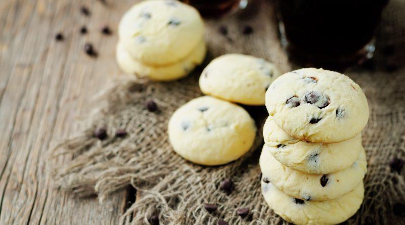 sušienky z ricotty