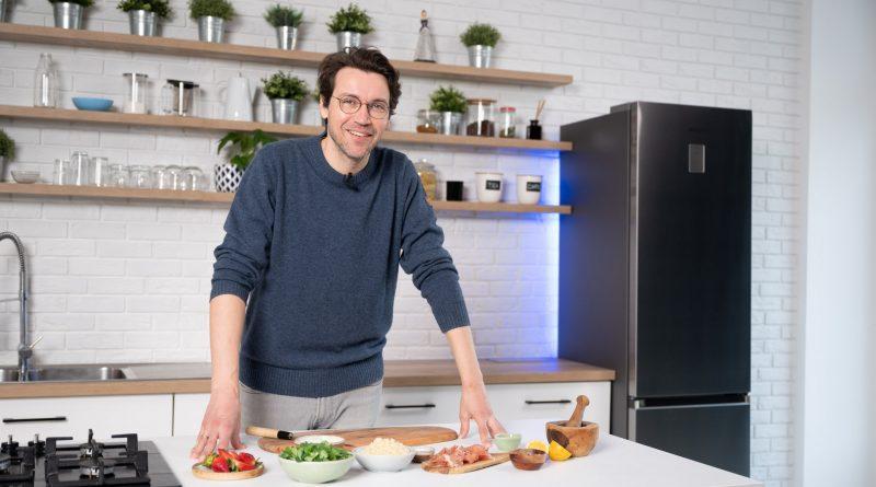Buďte v kuchyni fresh & tasty: inšpirujte sa rýchlymi receptami od Lukáša Hejlíka